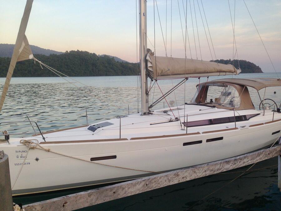 Jeanneau Sun Odyssey 409 (T-Punch)  - 0