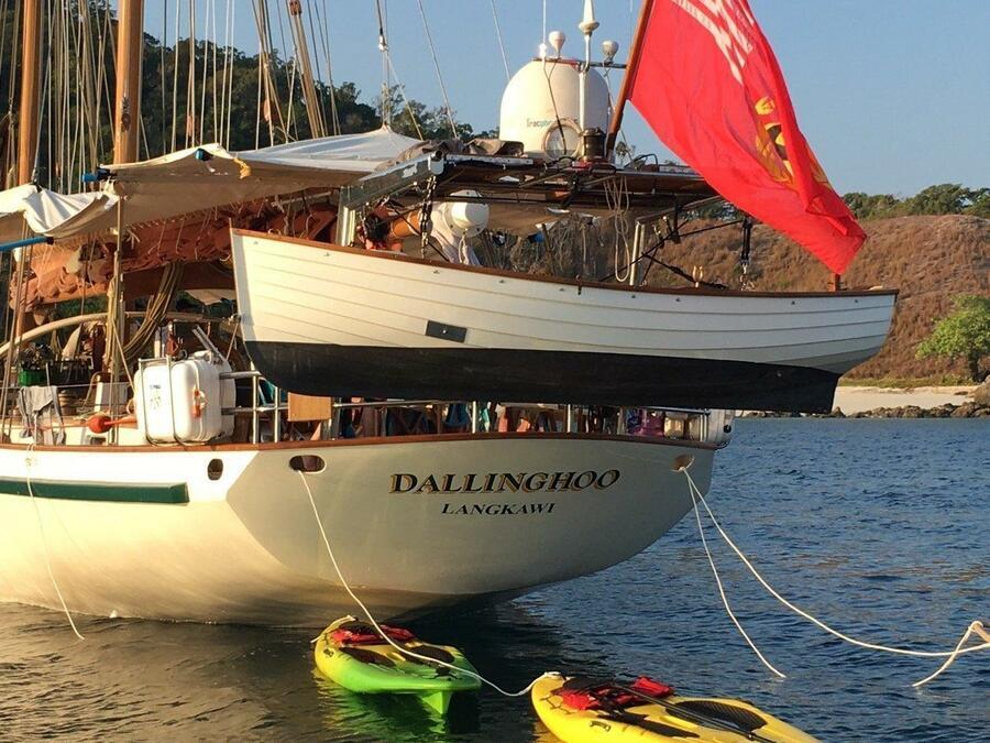 Schooner (Dallinghoo)  - 16