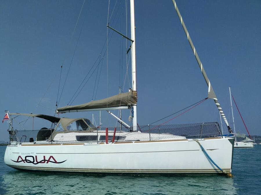 Jeanneau Sun Odyssey 33i (Aqua)  - 0