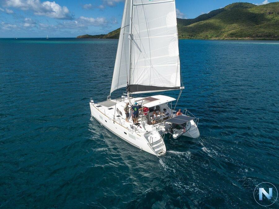 New Lagoon 380 S2 Premium // Watermaker (Laura)  - 1