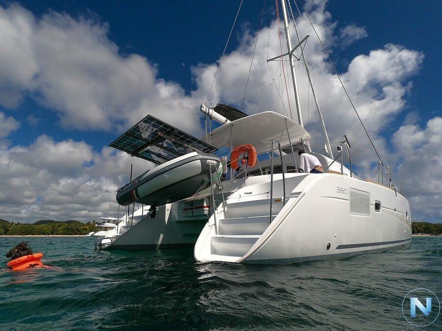 New Lagoon 380 S2 Premium // Watermaker (Laura)  - 5