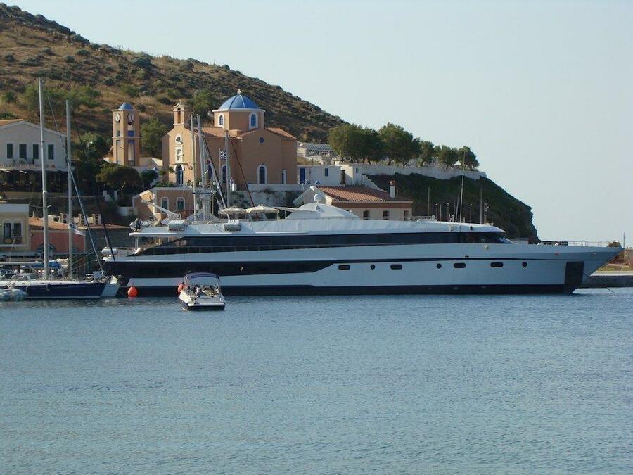 Luxury motor yacht (Harmony G)  - 0