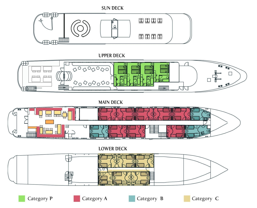 Luxury motor yacht (Harmony G)  - 3