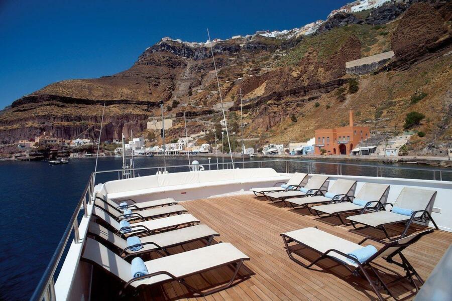 Luxury motor yacht (Harmony G)  - 7