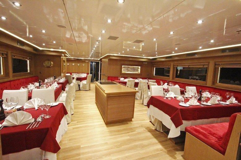 Luxury motor yacht (Harmony G)  - 12
