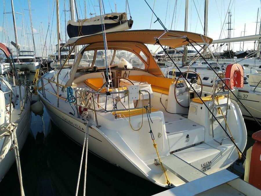 Beneteau Cyclades 43.4 (La Luna)  - 1