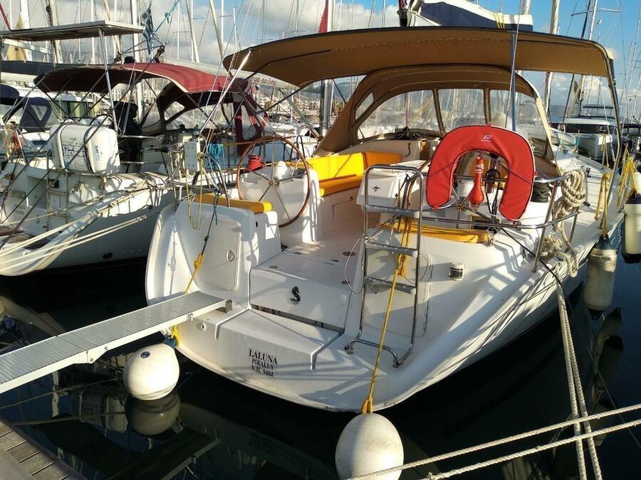 Beneteau Cyclades 43.4 (La Luna)  - 4
