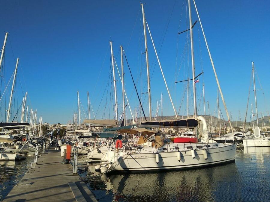 Beneteau Cyclades 43.4 (La Luna)  - 0