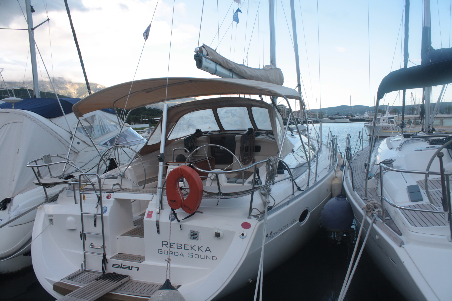 Elan 434 (Rebekka)  - 11