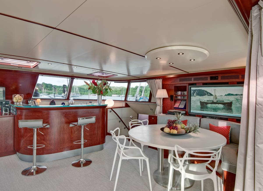 JFA Yachts (Azizam S/Y)  - 1