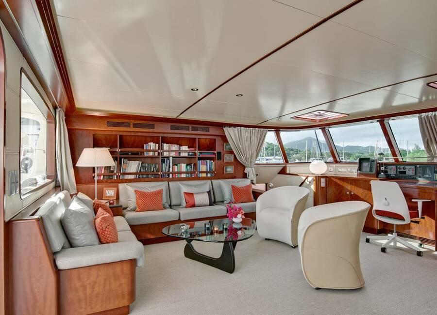 JFA Yachts (Azizam S/Y)  - 2