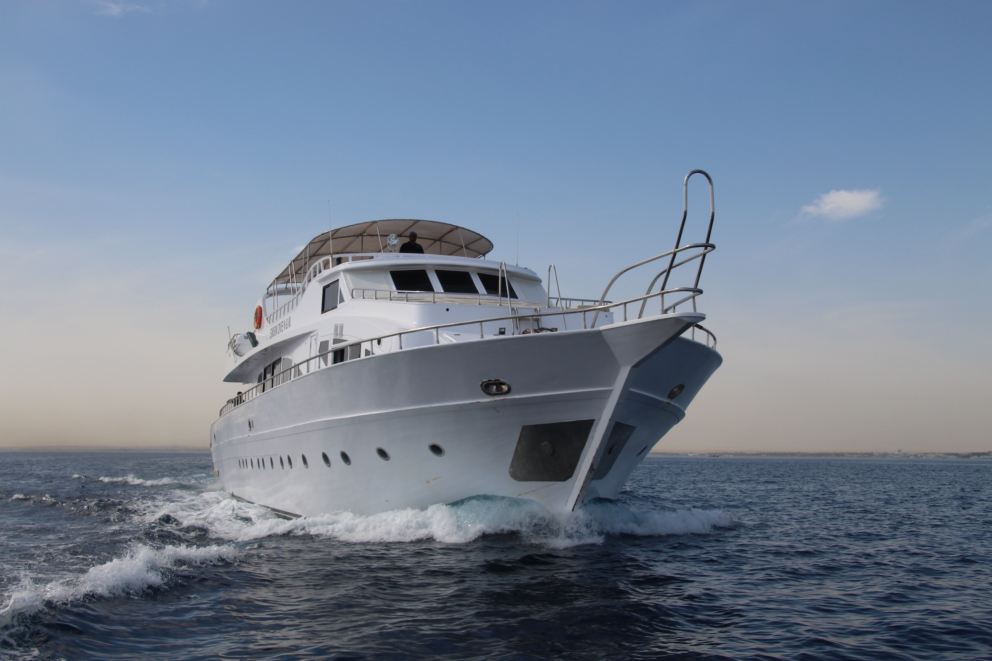 Customized yacht (SimSim)  - 0