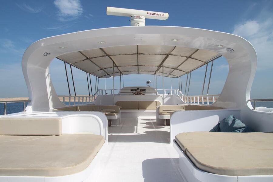 Customized yacht (SimSim)  - 4