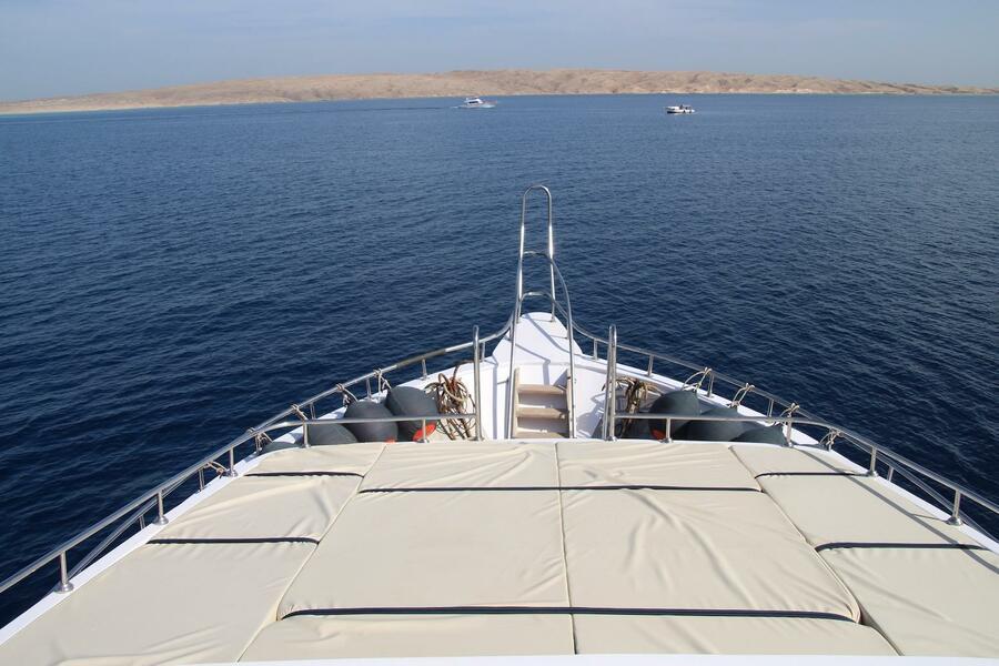 Customized yacht (SimSim)  - 7