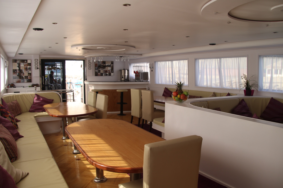 Customized yacht (SimSim)  - 9