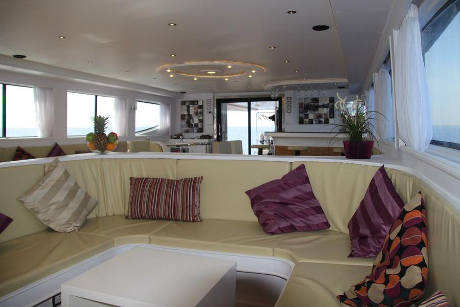 Customized yacht (SimSim)  - 10