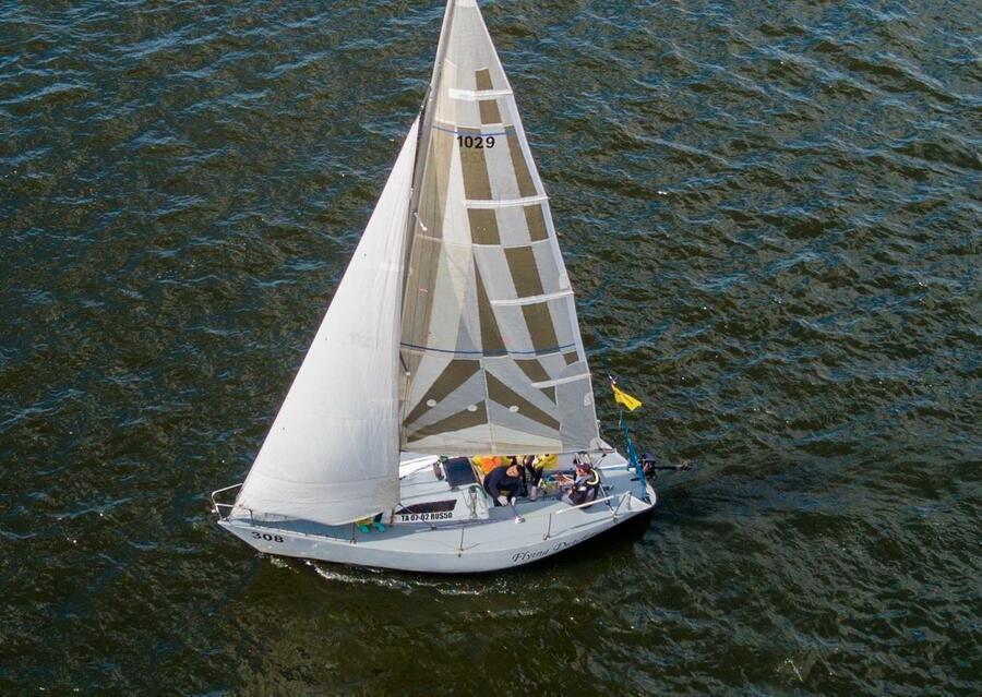 Konrad 25 (Flying Dutchman)  - 0