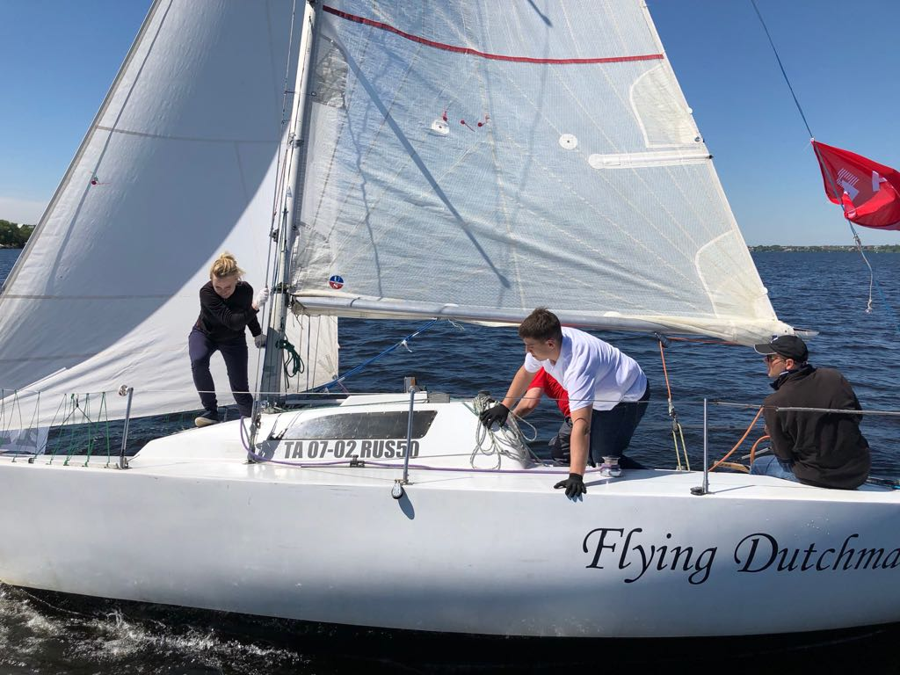 Konrad 25 (Flying Dutchman)  - 5