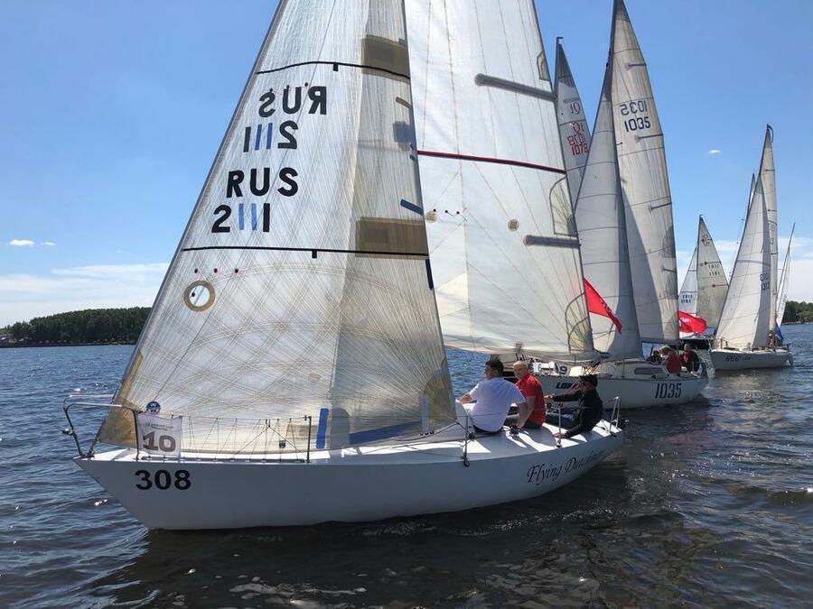 Konrad 25 (Flying Dutchman)  - 6