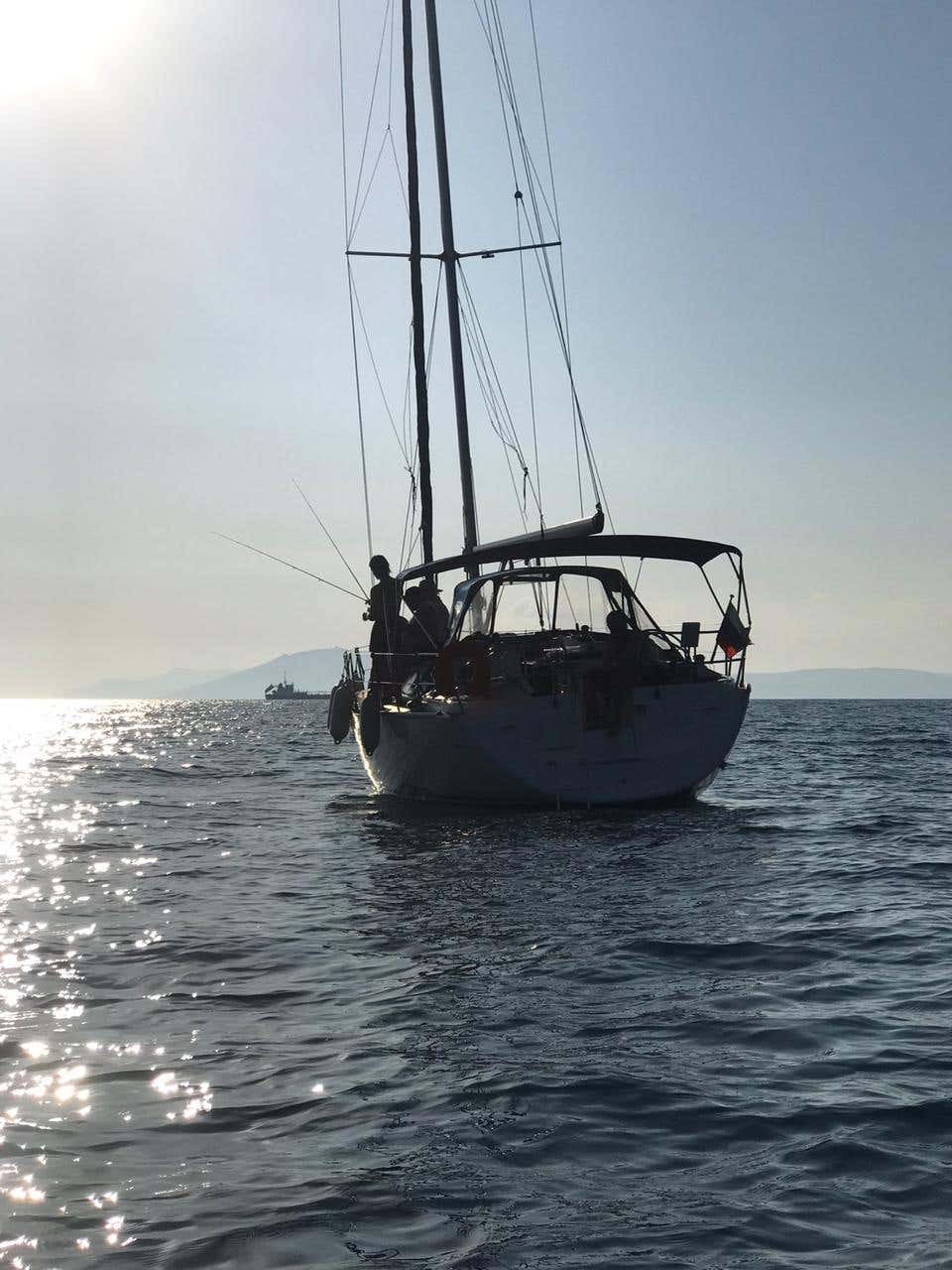 Sun Odyssey 40 (Святой Павел)  - 7