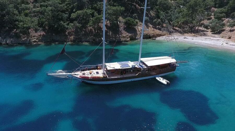 Gulet (Deniz Felix Balina)  - 10