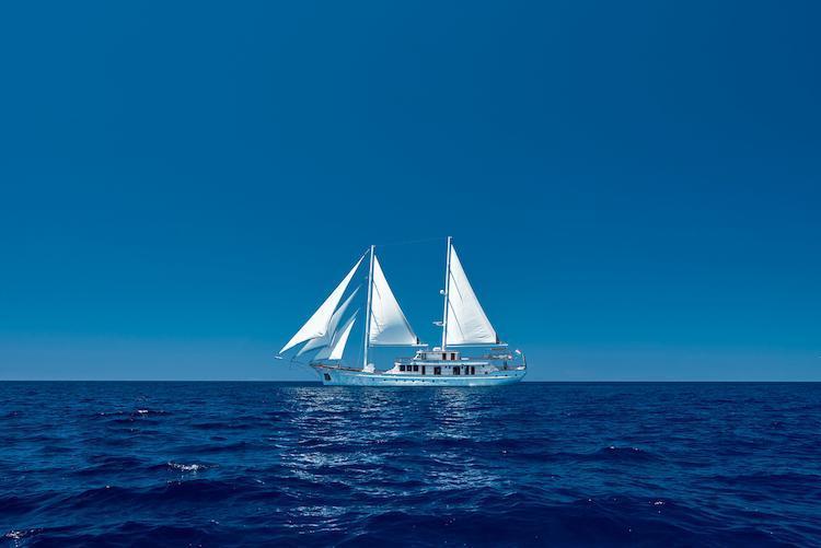 Small cruise ship (Corsario)  - 14