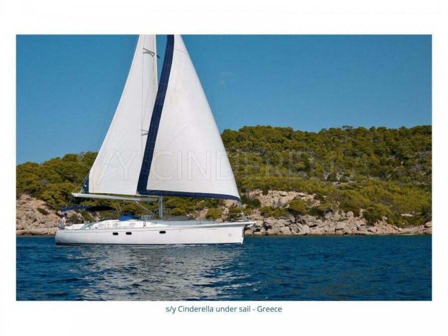 DUFOUR GIP SEA 51 (FREEDOM)  - 3