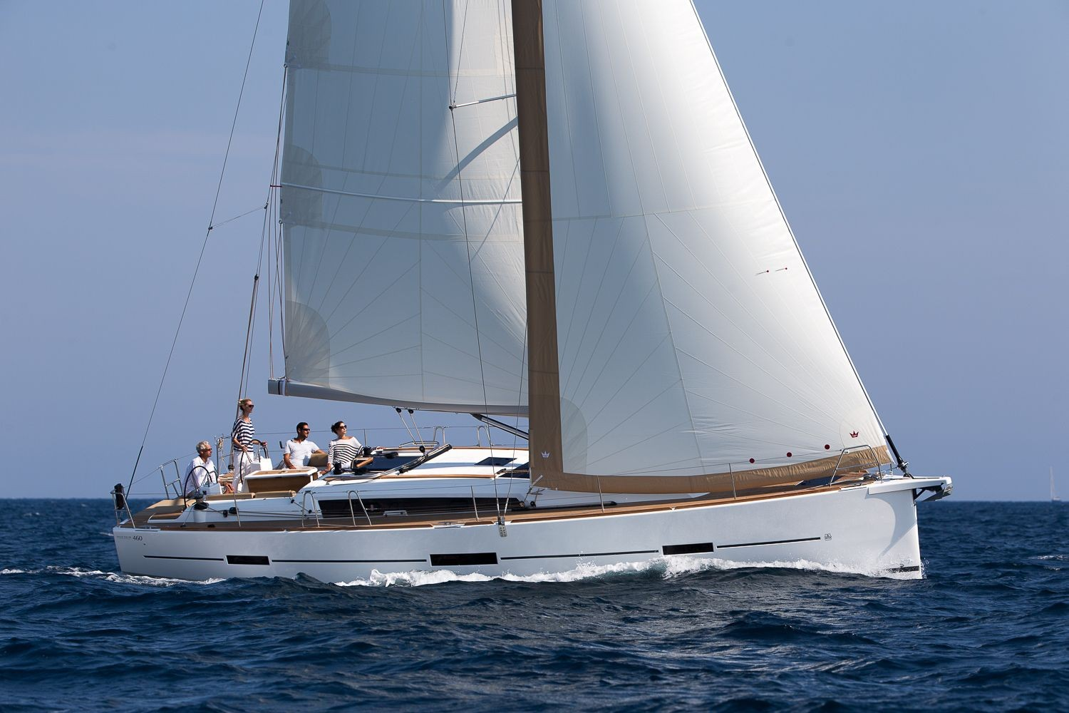 Dufour Grand Large 46 (Anma)  - 1