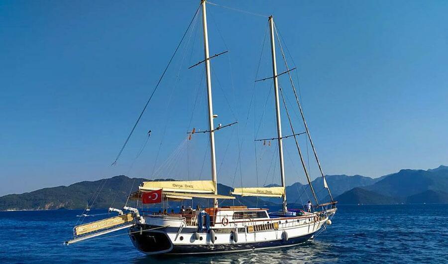 Motor Sailor (Derya Deniz)  - 0