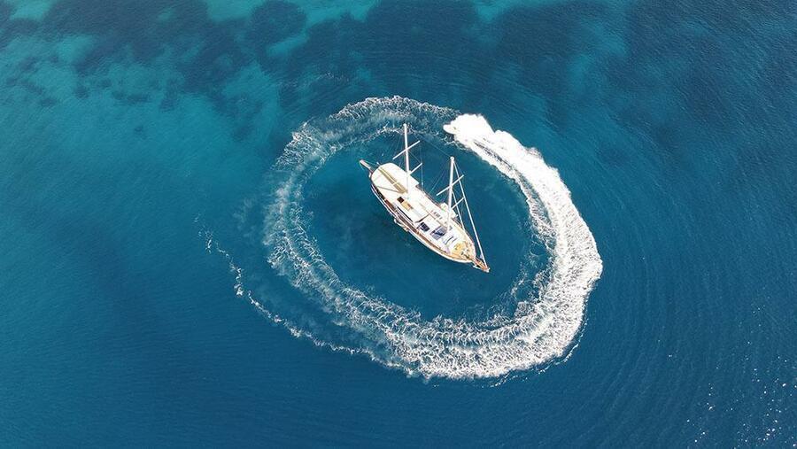 Motor Sailor (Derya Deniz)  - 3