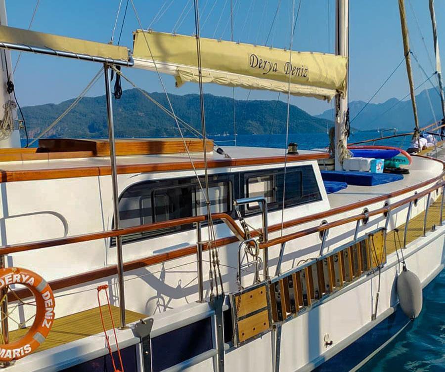 Motor Sailor (Derya Deniz)  - 4