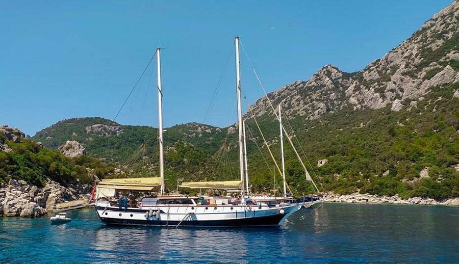 Motor Sailor (Derya Deniz)  - 5