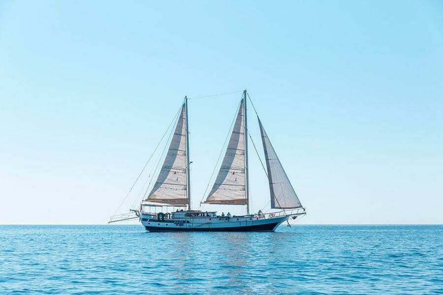 Motor Sailor (Derya Deniz)  - 6