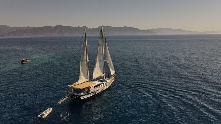 Motor Sailor (Derya Deniz)  - 7