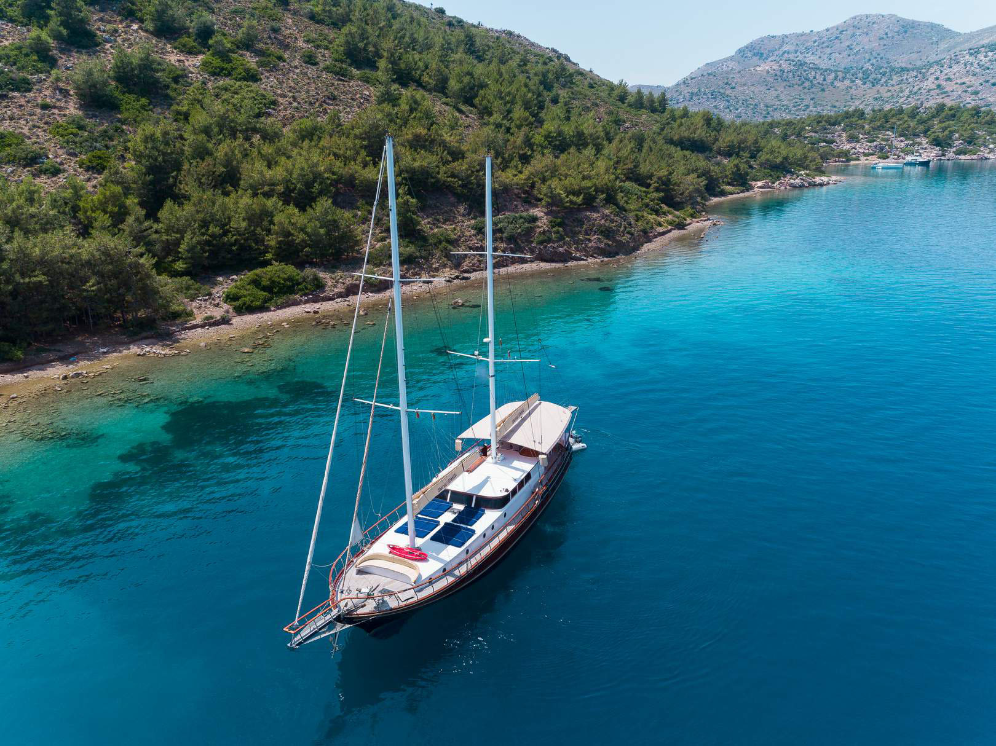 Motor Sailor (Derya Deniz)  - 8