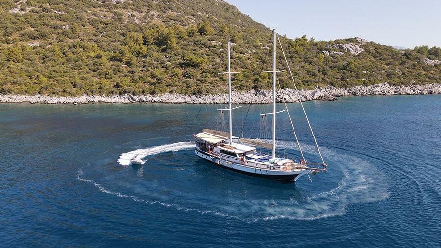 Motor Sailor (Derya Deniz)  - 9