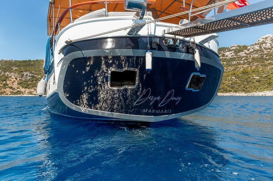 Motor Sailor (Derya Deniz)  - 10