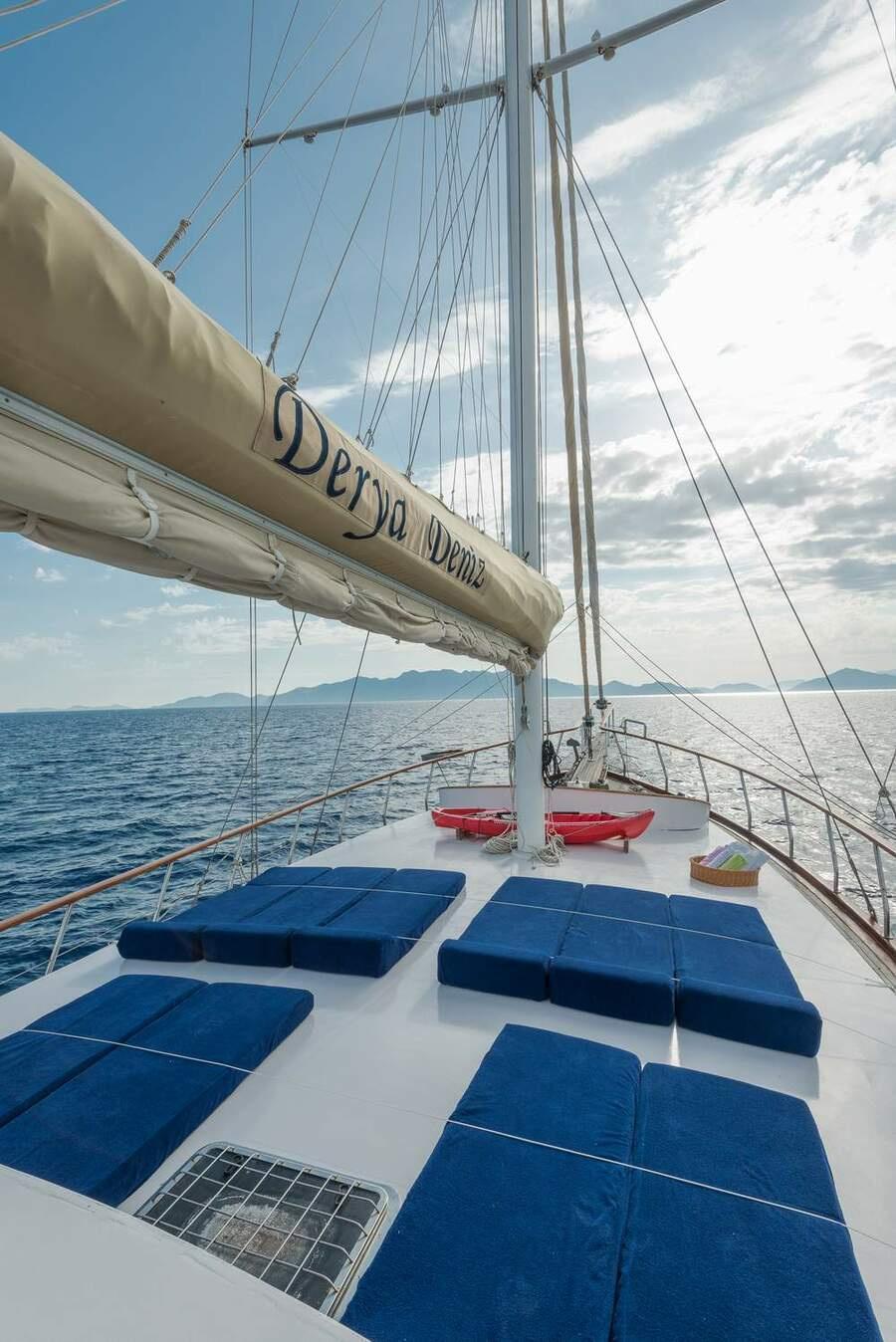 Motor Sailor (Derya Deniz)  - 11