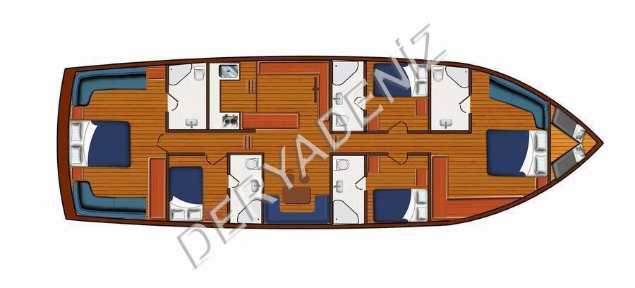 Motor Sailor (Derya Deniz)  - 21