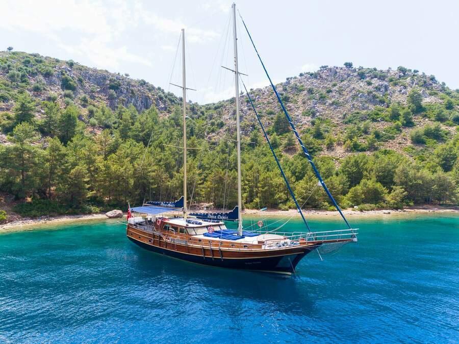 Motor Sailor (Diva Deniz)  - 3