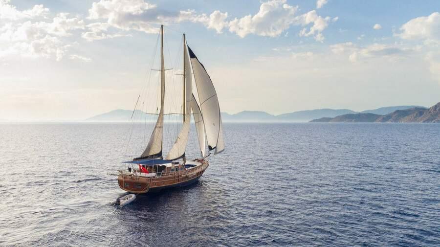 Motor Sailor (Diva Deniz)  - 4