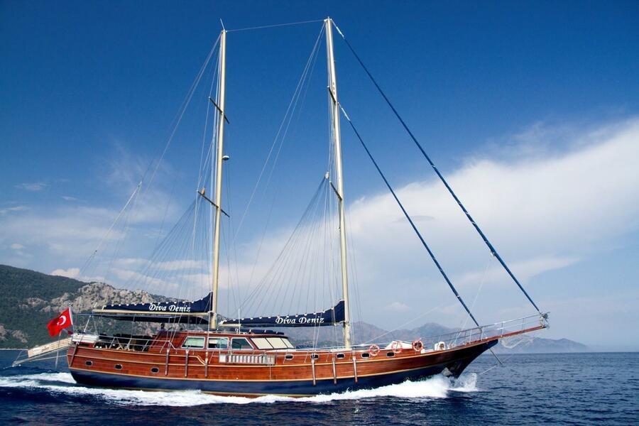 Motor Sailor (Diva Deniz)  - 5
