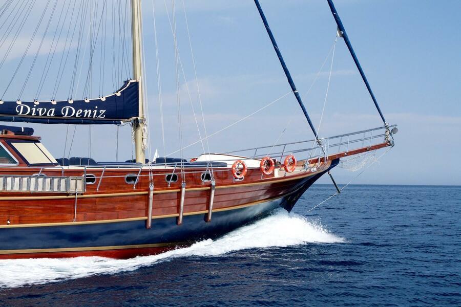 Motor Sailor (Diva Deniz)  - 6
