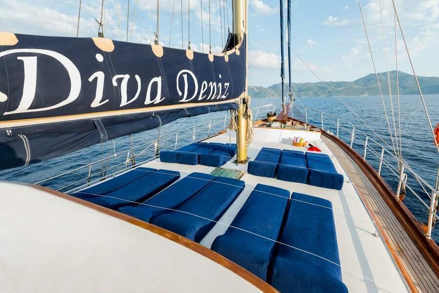 Motor Sailor (Diva Deniz)  - 9