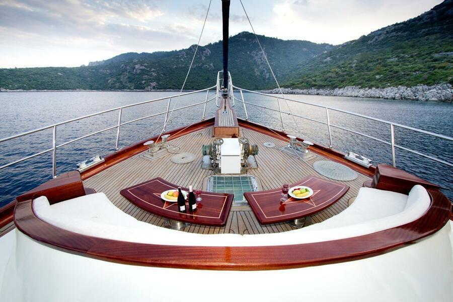 Motor Sailor (Diva Deniz)  - 10