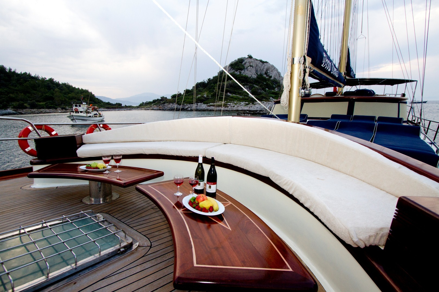 Motor Sailor (Diva Deniz)  - 11