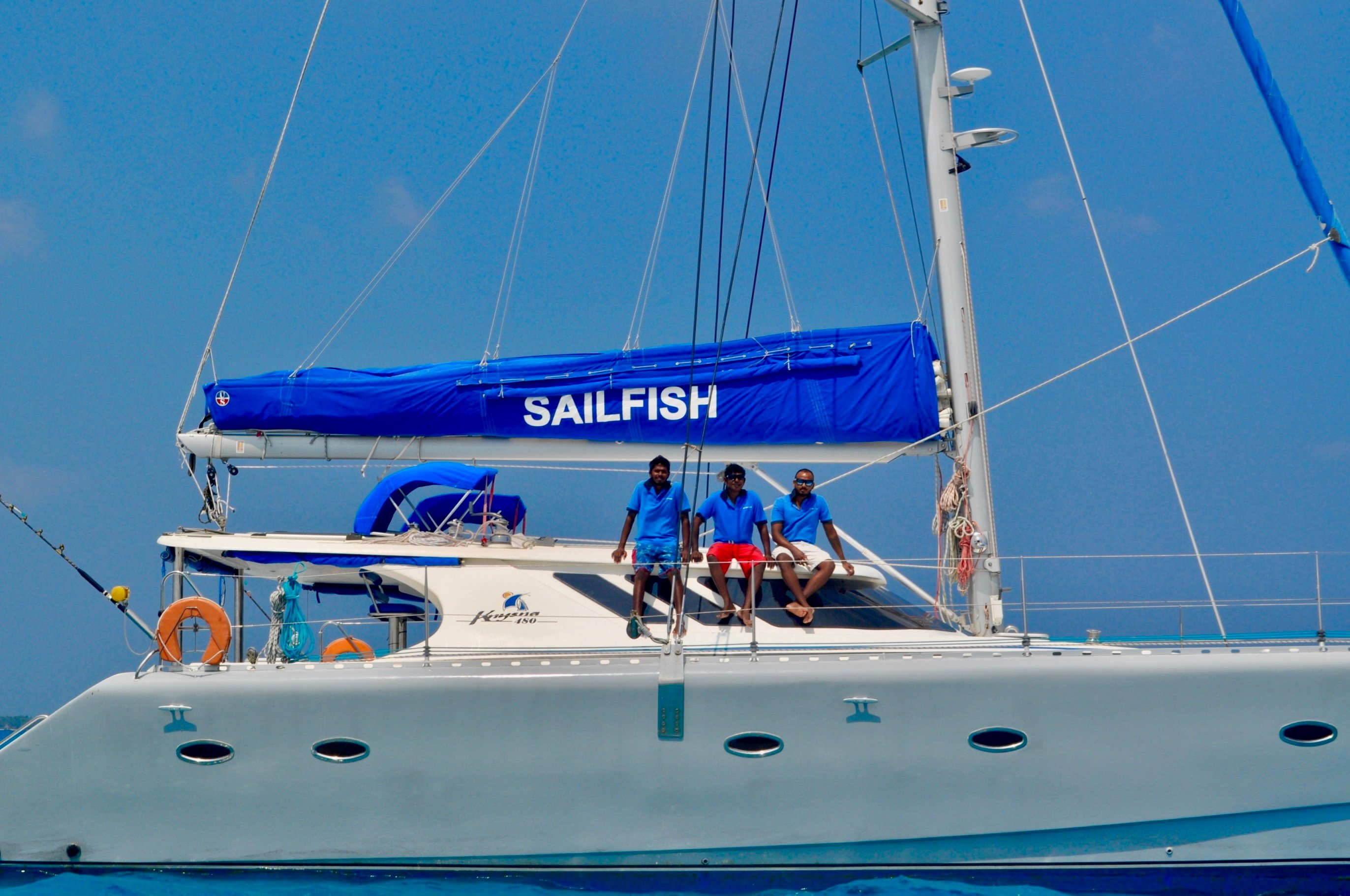 Sailfish 480 (Knysna)  - 19