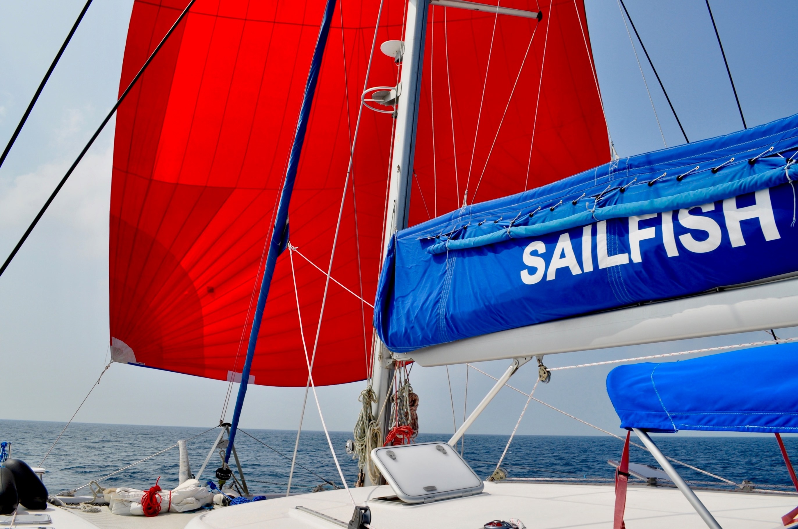 Sailfish 480 (Knysna)  - 20