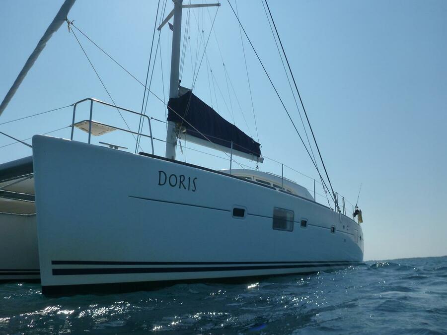 Lagoon 500 (Doris)  - 5