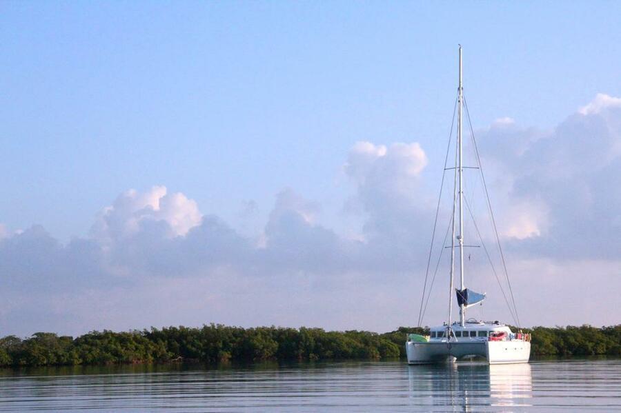 Lagoon 500 (Doris)  - 12